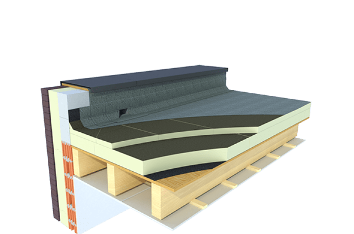 Utherm roof